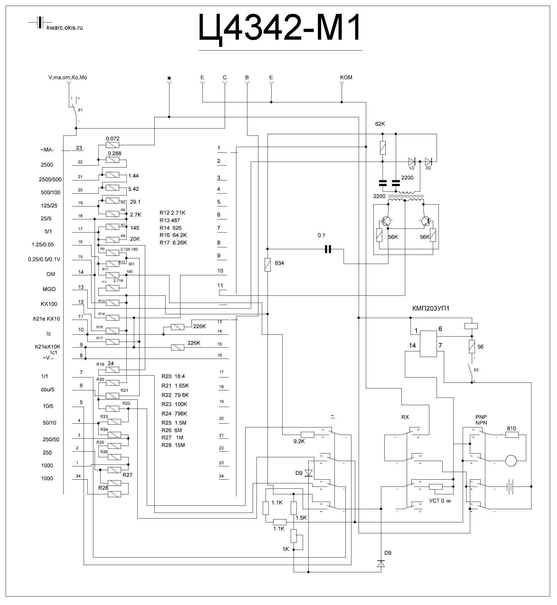 Тестер 43101 ремонт своими руками
